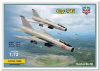 Су-7Б истребитель-бомбардировщик - 72006 Modelsvit 1:72