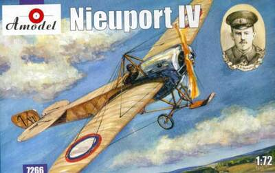 Nieuport IV - 7266 Amodel 1:72