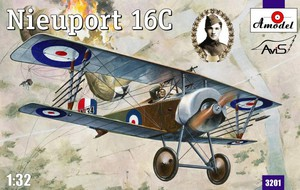 Nieuport-16C - 3201 Amodel 1:32