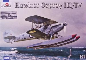Hawker Osprey-3/4 - 72241 Amodel 1:72