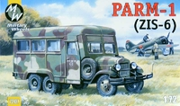 Автомобиль PARM-1 (ЗиС-6). Масштаб 1/72