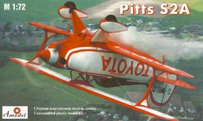 PITTS S-2A - 7228 Amodel 1:72