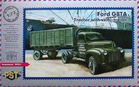 Ford G8TA с полуприцепом. Масштаб 1/72