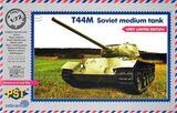 Средний танк Т-44М (эпоксидная башня). PST 1:72