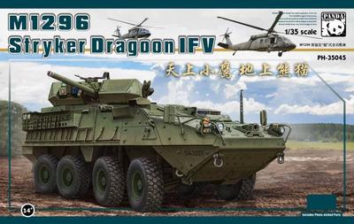 M1296 Stryker Dragoon БТР с 30-мм пушкой - PH35045 Panda 1:35