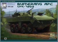 БМП К-17 Бумеранг колесная набор 2 в 1 - PH35026 Panda 1:35