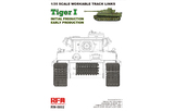 Workable Tracks For Tiger I траки танка Тигр - RM-5002 RyeField Model 1:35