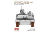M1A1/M1A2 T-158 траки на Абрамс - RM-5009 RyeField Model 1:35
