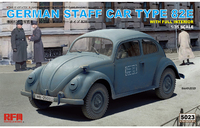 German Staff Car Type 82E штабной авто - RM-5023 RyeField Model 1:35