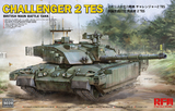 Challenger 2 TES (Челенджер-2) ОБТ - RM-5039 RyeField Model 1:35