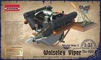 Двигатель Wolsley W4A Viper. 626 Roden 1:32