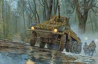 """Sd.Kfz.234/2 """"Puma"""". 705 Roden 1:72"""