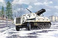 Sd.Kfz.4/1 Panzerwerfer 42 (ранний) - 712 Roden 1:72