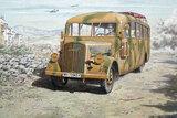 Opel Blitz Omnibus W39 поздний - 726 Roden 1:72