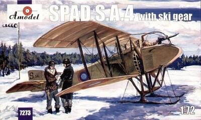 SPAD S - 7273 Amodel 1:72