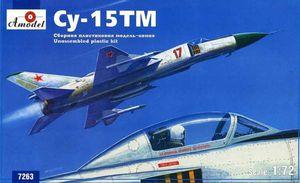 Су-15ТМ - 7263 Amodel 1:72