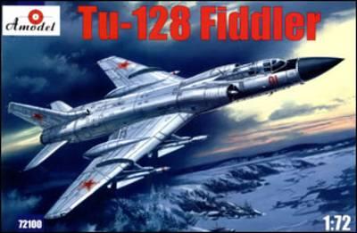 Ту-128 - 72100 Amodel 1:72