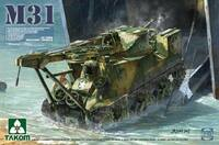 US M31 Tank Recovery Vehicle БРЭМ - 2088 Takom 1:35