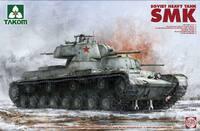 СМК тяжелый танк - 2112 Takom 1:35