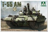 Т-55АМ (T-55 AM) средний танк - 2041 Takom 1:35