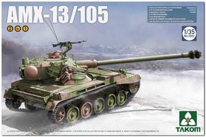 AMX-13/105 легкий танк - 2062 Takom 1:35