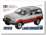 Toyota Land Cruiser 80 VX limited - 24107 Tamiya 1:24
