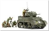 M5A1 легкий танк - 35313 Tamiya 1:35