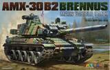 AMX-30B2 Brenus основной танк с ДЗ - 4604 Tiger Model 1:35