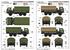K-4310 армейский грузовик - 01034 Trumpeter 1:35