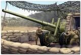 А-19 122-мм корпусная пушка - 02316 Trumpeter 1:35