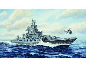 «Москва» Гвардейский ракетный крейсер. 05720 Trumpeter 1:700