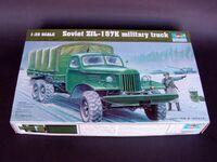 ЗиЛ-157К армейский грузовик - 01003 Trumpeter 1:35