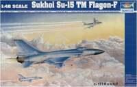 Су-15ТМ истребитель-перехватчик - 02811 Trumpeter 1:48