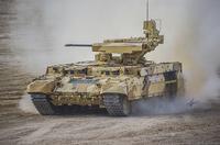 Объект 199 БМПТ Рамка с ПТУР Атака - 09565 масштаб 1:35
