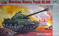 ИС-3М тяжелый танк - 00316 Trumpeter 1:35