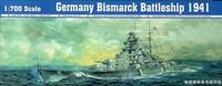 05711 Bismarck (Бисмарк) линкор 1:700