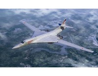 Ту-160 стратегический бомбардировщик - 03906 Trumpeter 1:144