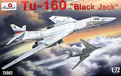 Ту-160 - 72007 Amodel 1:72