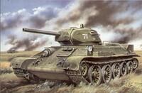 Т-34-76 средний танк обр.1941 - UM329 Unimodel 1:72