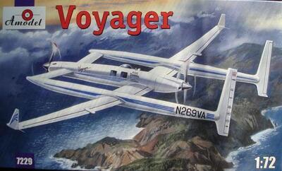 Voyager - 7229 Amodel 1:72