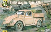 Автомобиль VW type 825 Грузовой. Масштаб 1/72