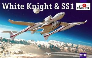 White Knight - 72201 Amodel 1:72