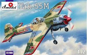 Як-55М - 72200 Amodel 1:72