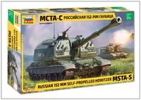 Мста-С 152-мм САУ - 3630 Звезда 1:35