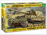 Фердинанд (Ferdinand) истребитель танков - 3653 Звезда 1:35