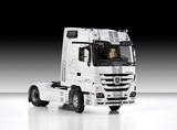 Mercedes-Benz Actros White Liner тягач - 602424 Моделист 1:24