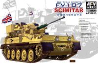 CVR(T) FV107 Scimitar - AF35013 AFV Club 1:35