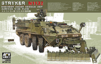 M1132 Stryker Engineer Vehicle - AF35132 AFV Club 1:35