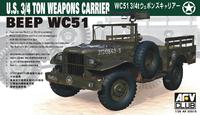 3/4 Weapons Carrier (Додж 3/4) - AF35S15 AFV Club 1:35