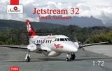 Jetstream 32 бизнес-джет - 72262 Amodel 1:72